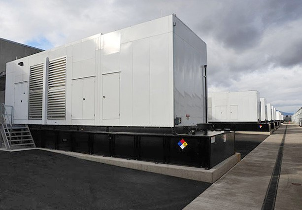 Denver Emergency Generator: Fuel Tank Cleaning   Diesel Tank